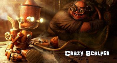Скачать Crazy Scalper v1.0MM бесплатно